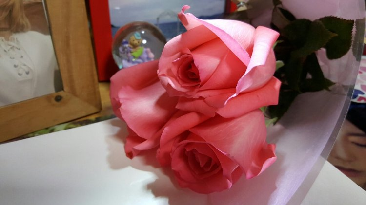 12th Monthsary Flower
