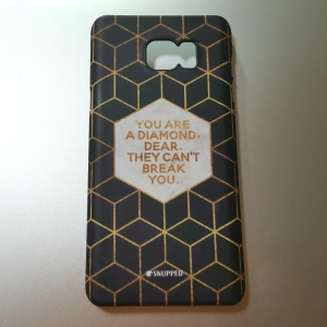 Phone Cover about Diamond