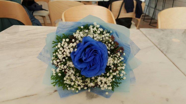 9th Monthsary Flower