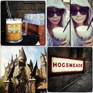 Taeyeon the Harry Potter fan