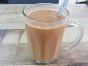 Teh (Hot Milk Tea)