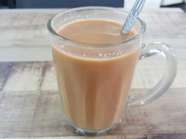 Teh (Hot Milk Tea)