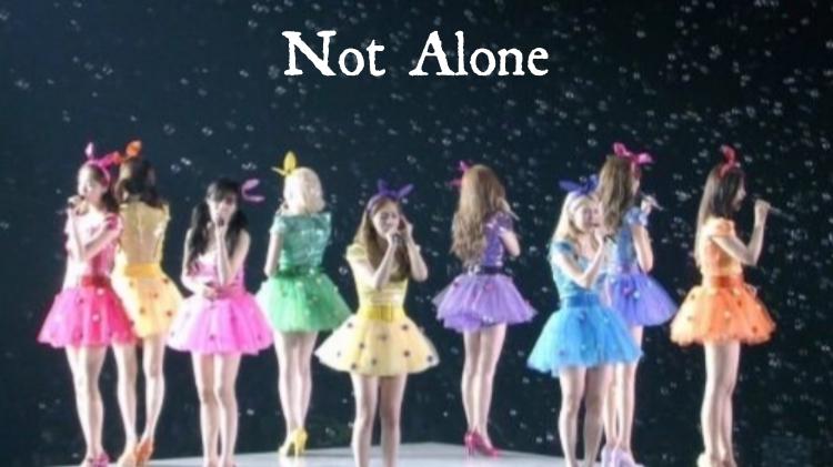 "Lyrics: ""Not Alone"" by Girls' Generation + Reflections of My"